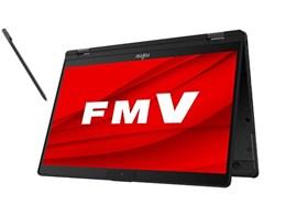 FMV LIFEBOOK UHシリーズ WU3/E2 KC_WU3E2_A010 Windows 10 Pro・大容量バッテリ・Core i7・メモリ8GB・SSD 256GB・Office搭載モデル [ピクトブラック]