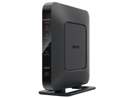 バッファロー AirStation WSR-1800AX4/DBK [ブラック]