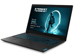IdeaPad L340 Gaming Core i7・16GBメモリー・1TB HDD+256GB SSD・15.6型フルHD液晶・NVIDIA GeForce GTX 1650搭載 81LK01MDJP