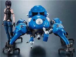 ヴァリアブルアクション Hi-SPEC 攻殻機動隊 SAC_2045 タチコマ&草薙素子