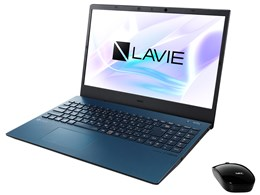 LAVIE N15 N1575/AAL PC-N1575AAL [ネイビーブルー]