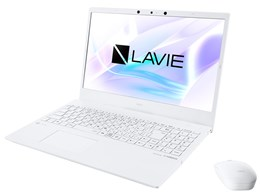 LAVIE N15 N1575/AAW PC-N1575AAW [パールホワイト]