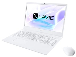 LAVIE N15 N1565/AAW PC-N1565AAW [パールホワイト]