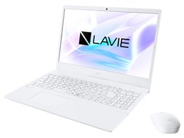 LAVIE N15 N1515/AAW PC-N1515AAW [パールホワイト]