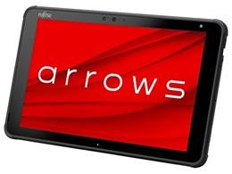 arrows Tab QHシリーズ WQ2/E2 KC_WQ2E2_A010 Celeron N4120・メモリ8GB・eMMC128GB・Office搭載・スーパーマルチドライブ付属モデル