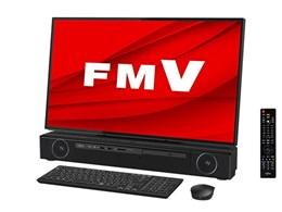 FMV ESPRIMO FHシリーズ WF-X/E2 KC_WFXE2_A010 4K液晶・TV機能・メモリ32GB・SSD 256GB+HDD 3TB・Blu-ray・Office搭載モデル