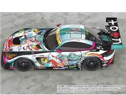 初音ミク GTプロジェクト 1/18 グッドスマイル 初音ミク AMG 2016 SUPER GT ver.