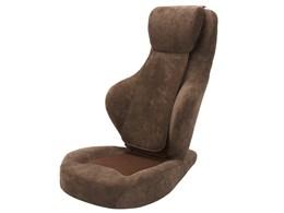 Dr.Air 3Dマッサージシート座椅子 MS-05BR [ブラウン]