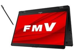 FMV LIFEBOOK UHシリーズ WU3/E2 KC_WU3E2_A053 Windows 10 Pro・メモリ8GB・SSD 256GB搭載モデル [ピクトブラック]