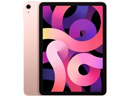 iPad Air 10.9インチ 第4世代 Wi-Fi 64GB 2020年秋モデル MYFP2J/A [ローズゴールド]