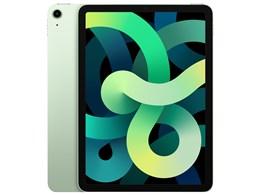 iPad Air 10.9インチ 第4世代 Wi-Fi 64GB 2020年秋モデル MYFR2J/A [グリーン]