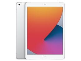 iPad 10.2インチ 第8世代 Wi-Fi+Cellular 128GB 2020年秋モデル au [シルバー]