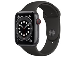 Apple Watch Series 6 GPS+Cellularモデル 44mm MG2E3J/A [ブラックスポーツバンド]