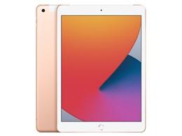 iPad 10.2インチ 第8世代 Wi-Fi+Cellular 128GB 2020年秋モデル docomo [ゴールド]