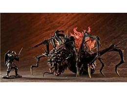 DARK SOULS ゲームピースコレクション 上級騎士&混沌の魔女クラーグ