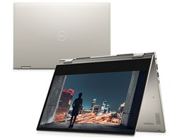 Inspiron 14 5000 2-in-1 プレミアム Core i5 1135G7・8GBメモリ・256GB SSD搭載・Office Home&Business 2019付モデル(アクティブペン・ワイヤレスマウス付) [デューン]