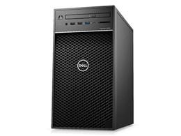 Precision 3640 Tower プラチナプラス Core i9 10900・8GBメモリ・Quadro P620・Windows 10 Pro搭載モデル(ミニタワー)