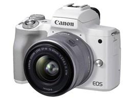 EOS Kiss M2 EF-M15-45 IS STM レンズキット [ホワイト]