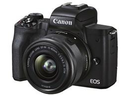 EOS Kiss M2 EF-M15-45 IS STM レンズキット [ブラック]