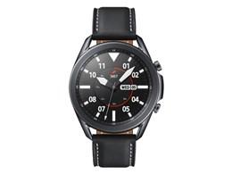 Galaxy Watch3 Stainless Steel 45mm SM-R840NZKAXJP [ミスティック ブラック]