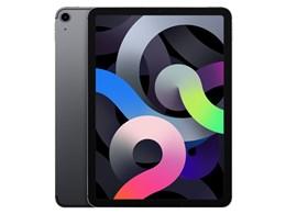 iPad Air 10.9インチ 第4世代 Wi-Fi+Cellular 64GB 2020年秋モデル MYGW2J/A SIMフリー [スペースグレイ]