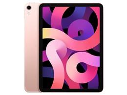 iPad Air 10.9インチ 第4世代 Wi-Fi+Cellular 64GB 2020年秋モデル MYGY2J/A SIMフリー [ローズゴールド]