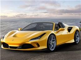 >フェラーリ F8 スパイダー 2020年モデル