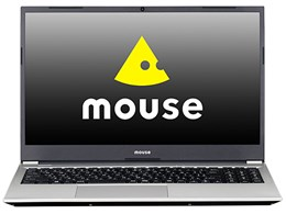 mouse B5-i7 Core i7 1065G7/8GBメモリ/256GB SSD/15.6型フルHD液晶搭載モデル