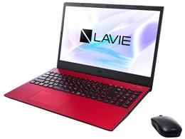 LAVIE N15 N1535/BAR PC-N1535BAR [カームレッド]