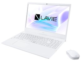 LAVIE N15 N1535/BAW PC-N1535BAW [パールホワイト]