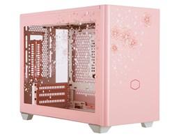 MasterBox NR200P Sakura Limited Edition MCB-NR200P-WGNN-SJP [ピンク]