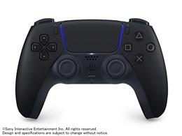 DualSense ワイヤレスコントローラー CFI-ZCT1J01 [ミッドナイト ブラック]