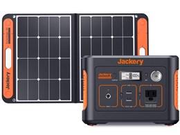 Jackery ポータブル電源 240+SolarSaga 60