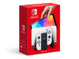 Nintendo Switch (有機ELモデル) [ホワイト]