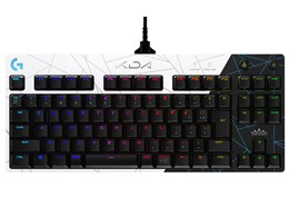 PRO K/DA Gaming Keyboard G-PKB-002LoL [ホワイト]