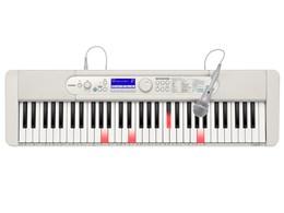 Casiotone 光ナビゲーションキーボード LK-520