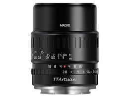 TTArtisan 40mm f/2.8 MACRO C [マイクロフォーサーズ用]