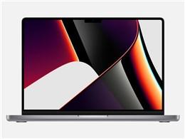 MacBook Pro Liquid Retina XDRディスプレイ 14.2 MKGQ3J/A [スペースグレイ]
