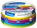 Verbatim DHR85HP25V1 (DVD-R DL 8倍速 25枚組)