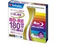 Verbatim VBE130NP5V1 [BD-RE 2倍速 5枚組]