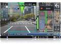 『ルート画面2』 サイバーナビ AVIC-ZH09CSの製品画像