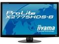 ProLite X2775HDS-B PLX2775HDS-B1 [27インチ マーベルブラック]の製品画像