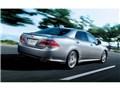 オプション装着車 走行イメージ シルバーメタリック - クラウン アスリート 2008年モデル