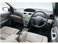 インテリア2 - ベルタ 2005年モデル