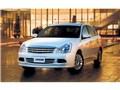 オプション装着車 エクステリア フロント ホワイトパール2 - ブルーバード シルフィ 2005年モデル