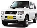 エクステリア ホワイトパール1 - キックス 2008年モデル