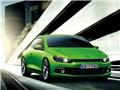 走行イメージ バイパーグリーンメタリック - シロッコ 2009年モデル
