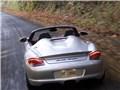 走行イメージ GTシルバーメタリック14 - ボクスター 2004年モデル
