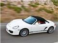 走行イメージ キャララホワイト4 - ボクスター 2004年モデル