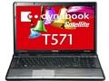 dynabook Satellite T571 T571/W5TD PT5715TDBGBWの製品画像